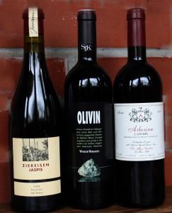 Gereifte Rotweine